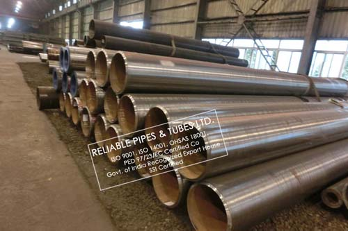 API 5L GR. B ERW Pipes