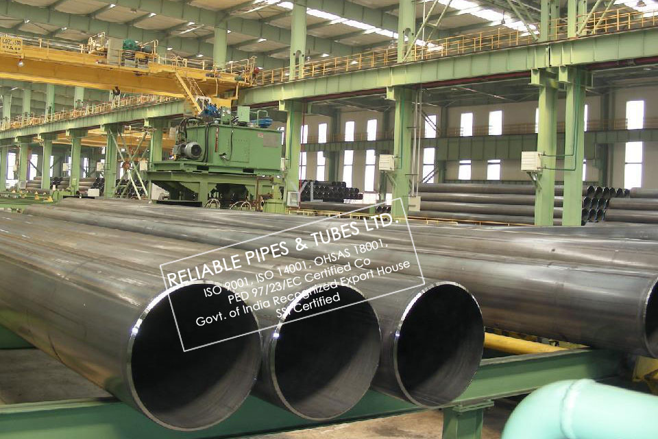 Supplying Offshore API 5L Welded PSL1 Line Pipes for the Oil and Gas Industry