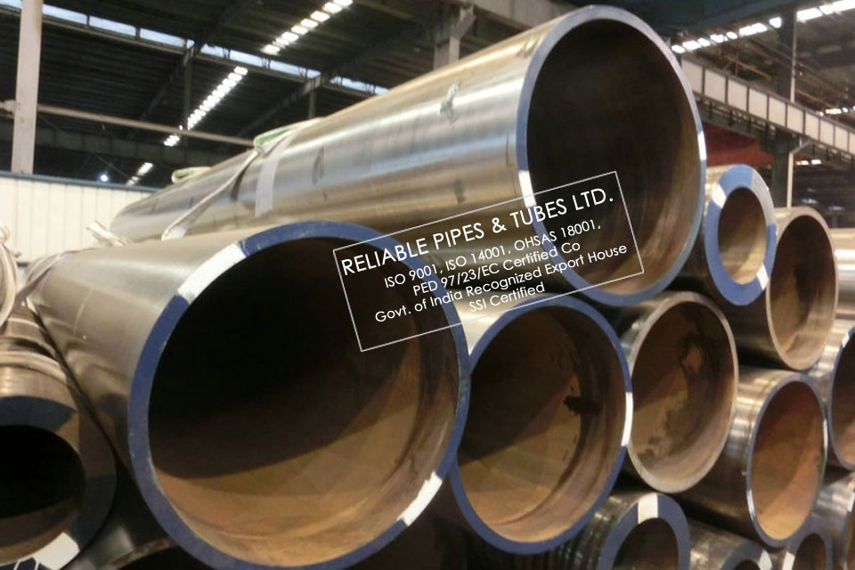 Supplying Offshore API 5L X42 PSL2 PSL1 Line Pipes for the Oil and Gas Industry