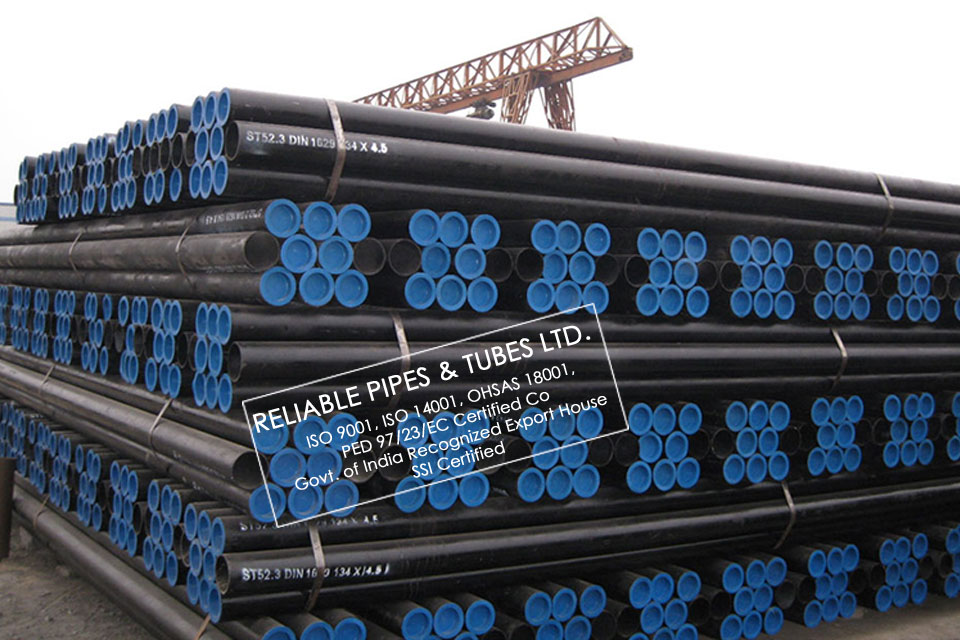 Supplying Offshore API 5L X56 PSL2 PSL1 Line Pipes for the Oil and Gas Industry