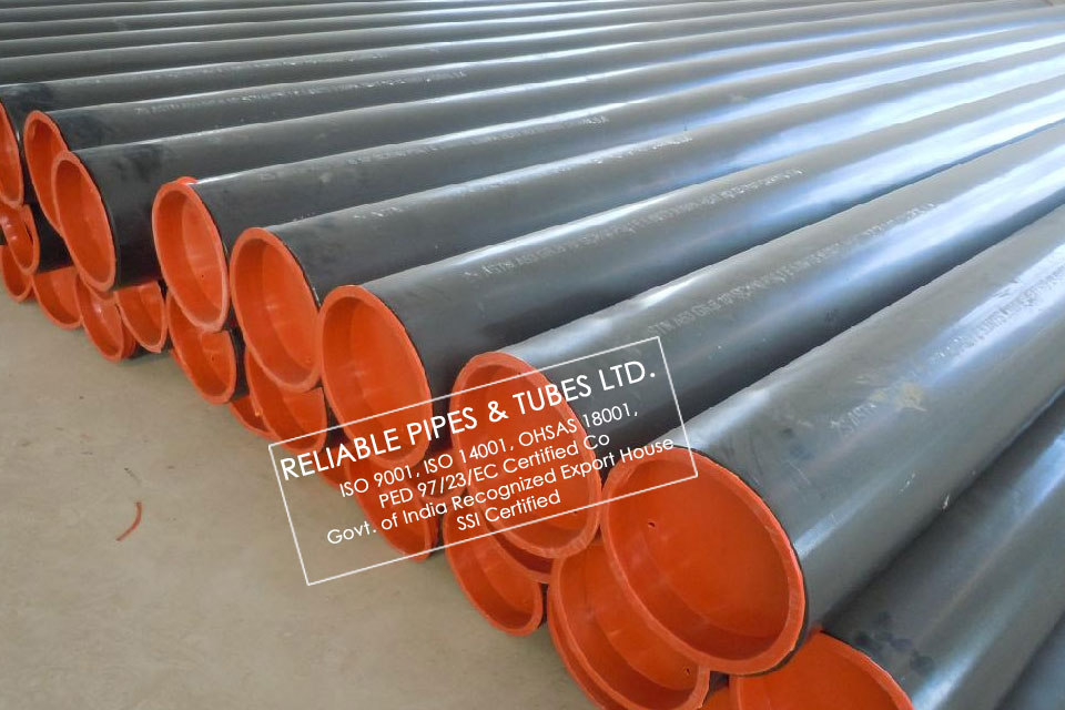 Supplying Offshore API 5L X60 PSL1 Line Pipes for the Oil and Gas Industry