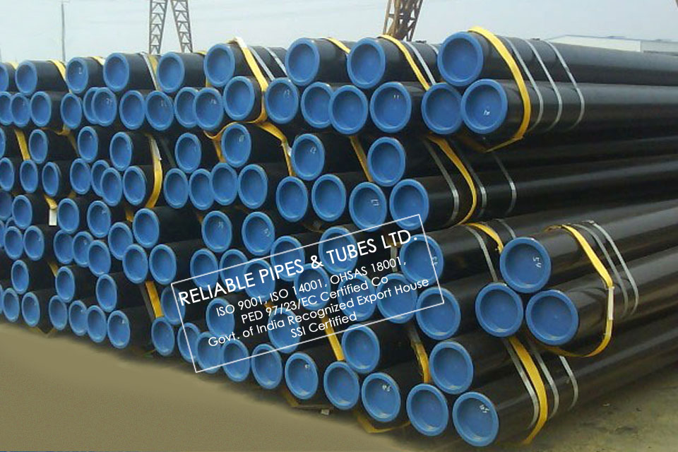Supplying Offshore API 5L X60 PSL2 PSL1 Line Pipes for the Oil and Gas Industry