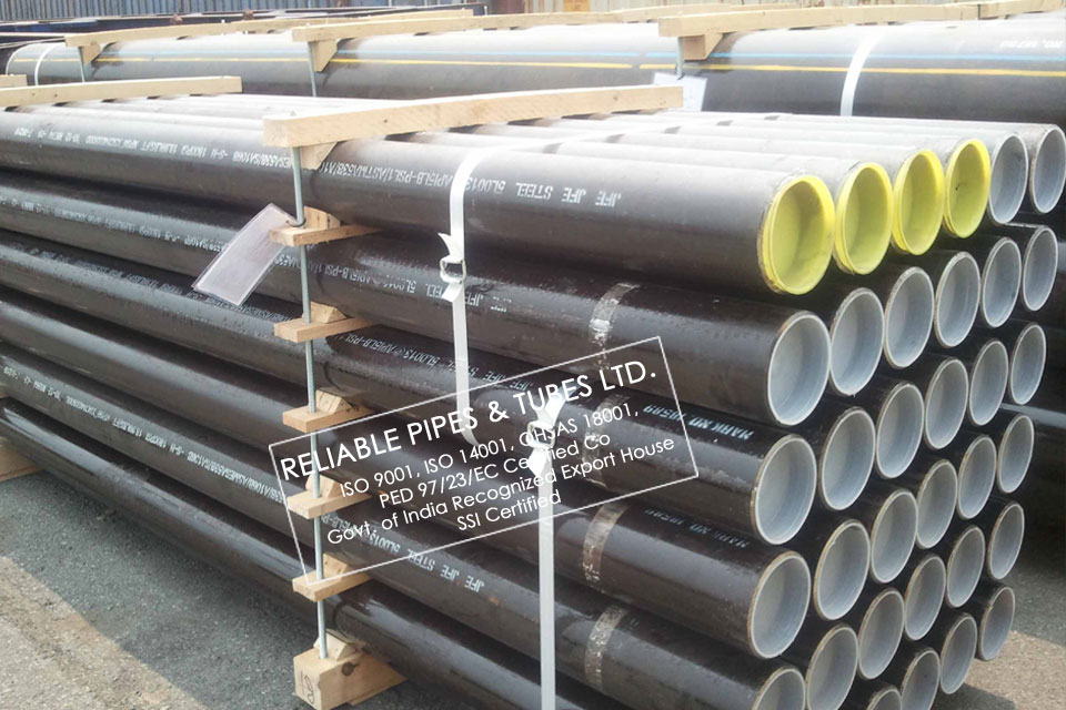 Supplying Offshore API 5L X65 PSL2 PSL1 Line Pipes for the Oil and Gas Industry