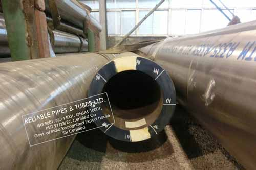 JIS G3467 CARBON STEEL SEAMLESS TUBES