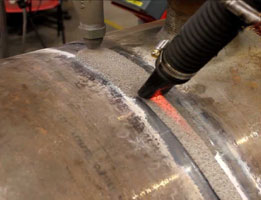 Carbon Steel Double Submerged Arc Weld (Dsaw)