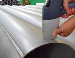 Carbon Steel ERW Pipe Manufacturers in India