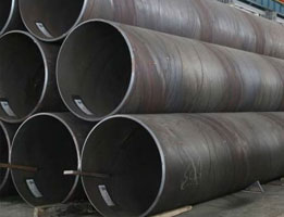 Carbon Steel Spiral Weld Pipe Manufacturers in India
