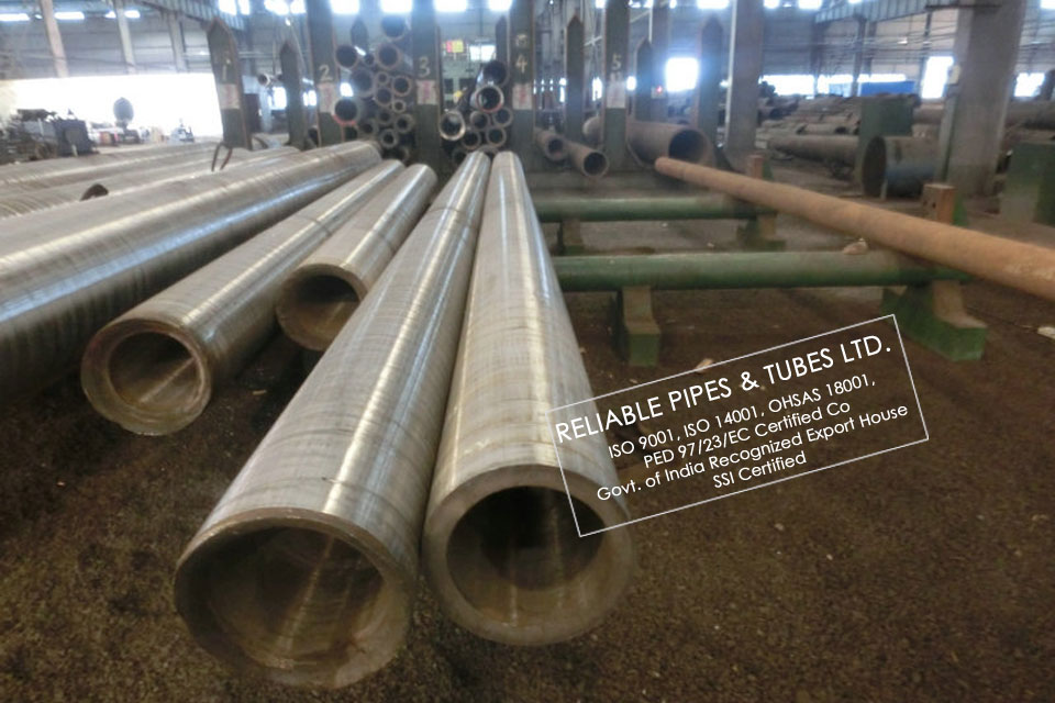 Carbon Steel Pipes, Carbon Steel Tubes, Seamless Pipes, Seamless Tubes, Line Pipes supplied to Oil & Gas Industry