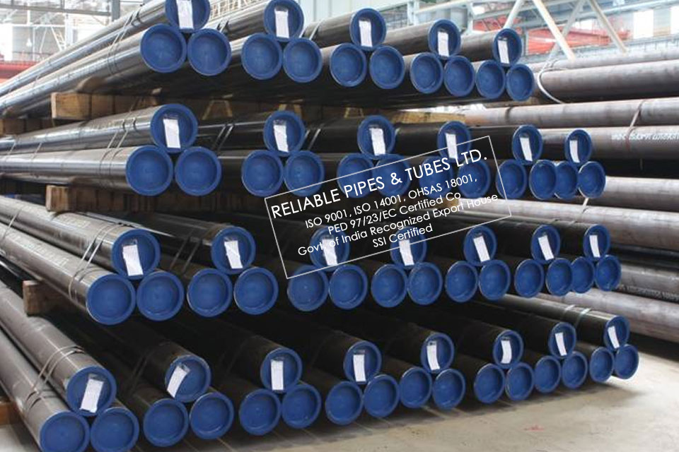 Supplying HengYang Valin Line Pipes for the Oil and Gas Industry