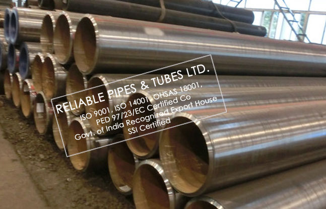 JIS G3429 CARBON STEEL SEAMLESS TUBES