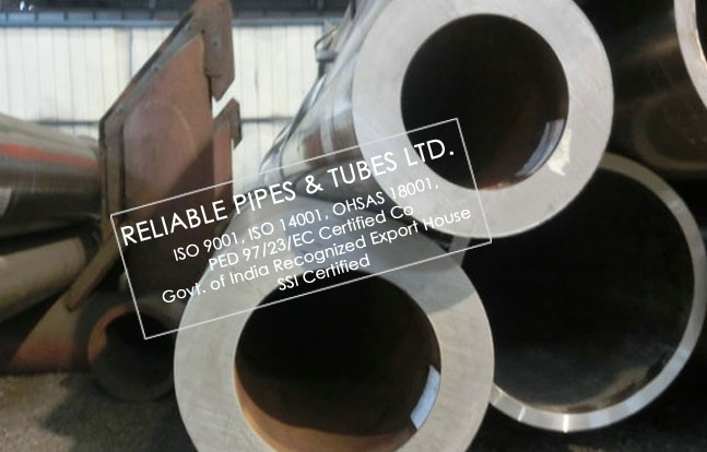 JIS G3439 CARBON STEEL SEAMLESS TUBES