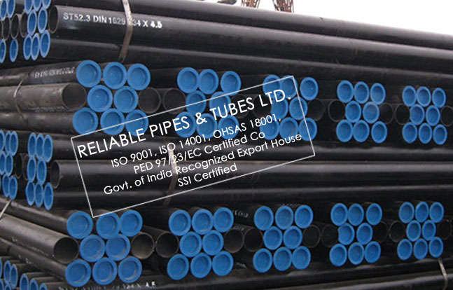JIS G3455 CARBON STEEL SEAMLESS TUBES