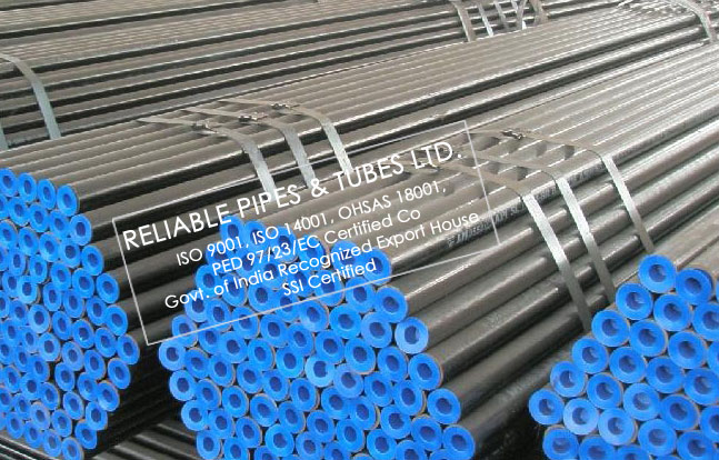 JIS G3456 CARBON STEEL SEAMLESS TUBES