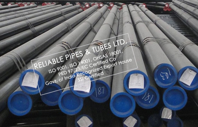 JIS G3462 CARBON STEEL SEAMLESS TUBES