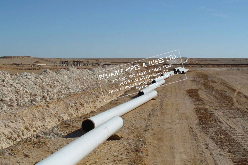 Supplying Offshore API 5L X42 PSL1 Line Pipes for the Oil and Gas Industry