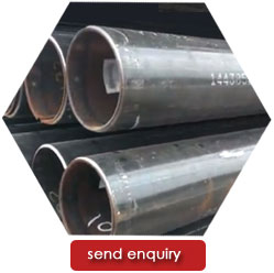 ASTM A334/ASME SA334 Grade 4 carbon steel seamless pipes