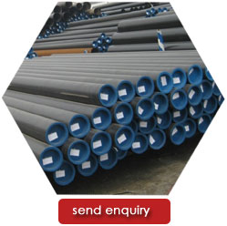 ASTM A334/ASME SA334 Grade 6 carbon steel seamless pipes