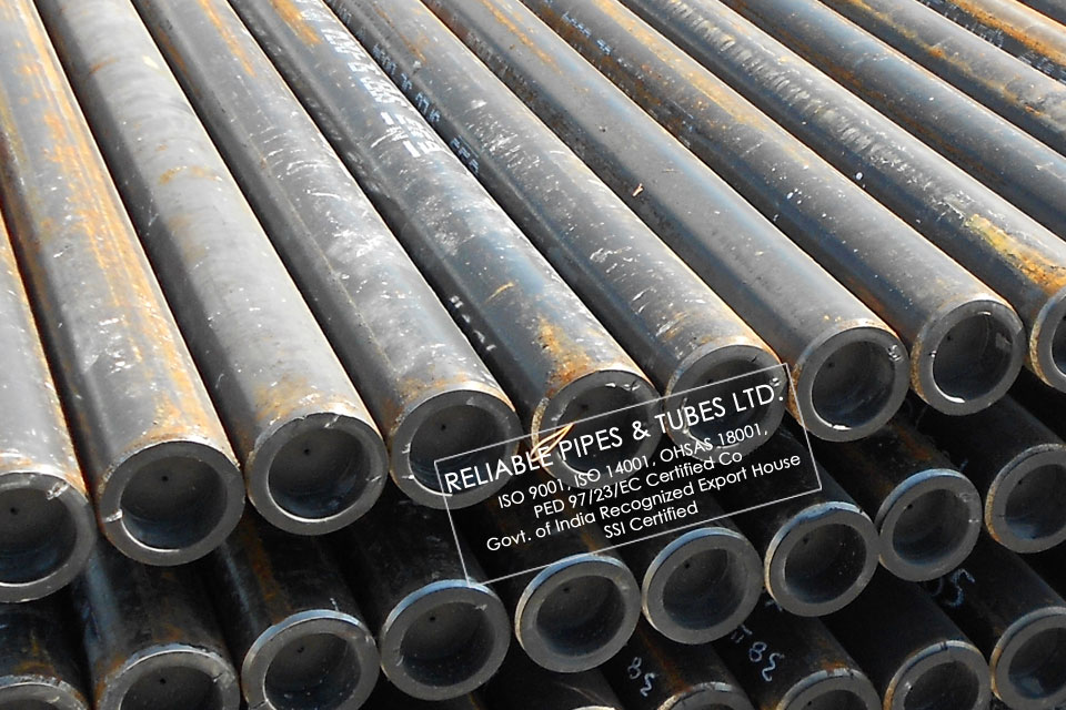 ASTM A333/ASME SA333 Grade 6 Carbon Steel Seamless Pipes, Carbon Steel Seamless Tubes, ASTM A333/ASME SA333 Grade 6 Line Pipes supplied to Oil & Gas Industry