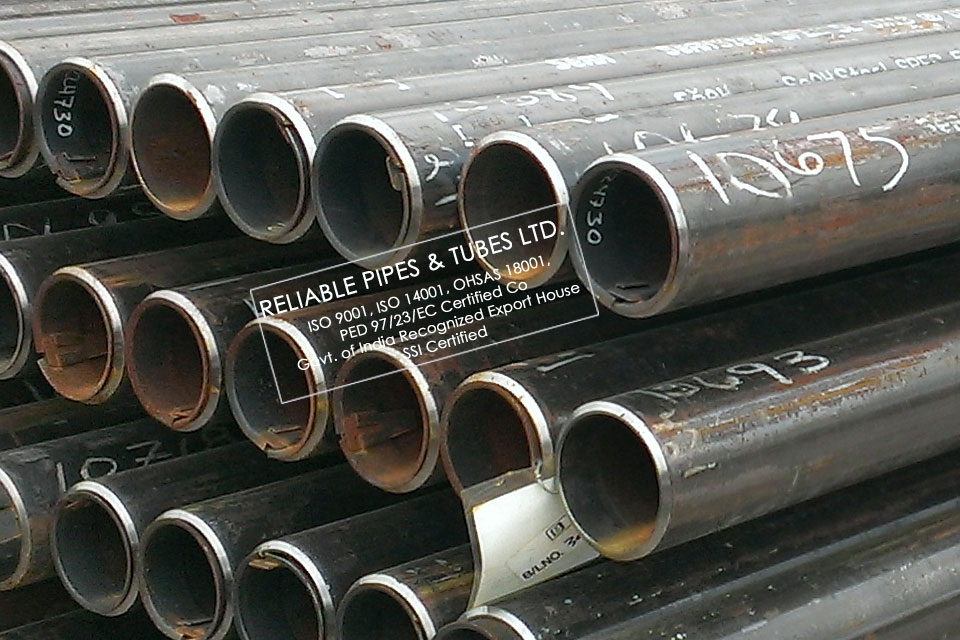 ASTM A334/ASME SA334 Grade 6 Carbon Steel Seamless Pipes, Carbon Steel Seamless Tubes, ASTM A334/ASME SA334 Grade 6 Line Pipes supplied to Oil & Gas Industry
