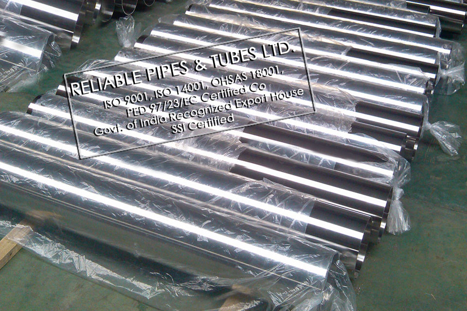 304H Stainless Steel Tube in RELIABLE PIPES & TUBES Stockyard