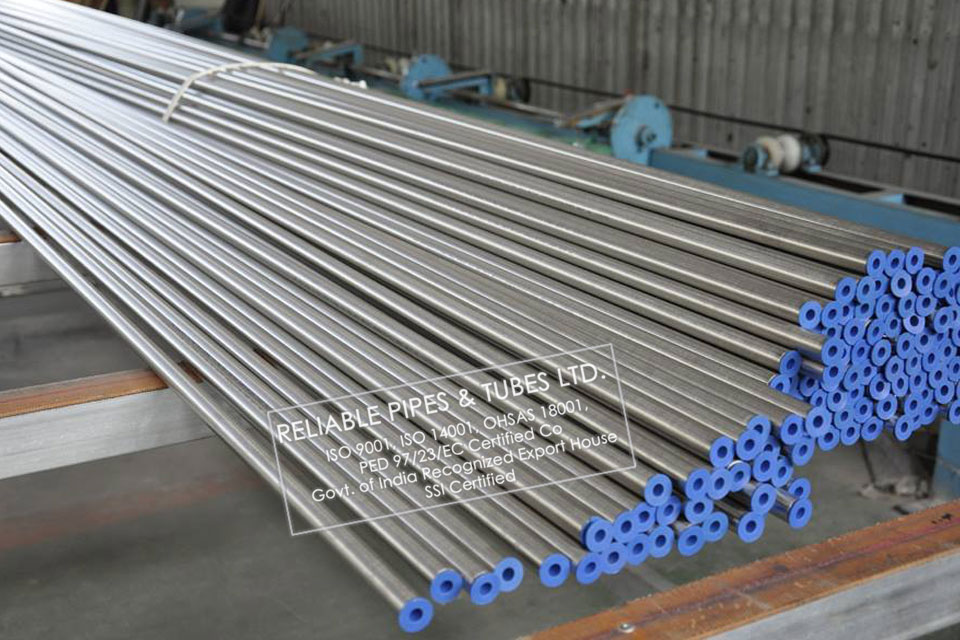 316H Stainless Steel Tubing in RELIABLE PIPES & TUBES Stockyard