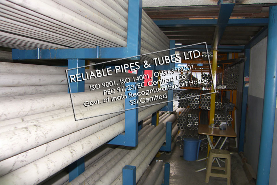 ASTM A213 316 Stainless Steel Tube in RELIABLE PIPES & TUBES Stockyard