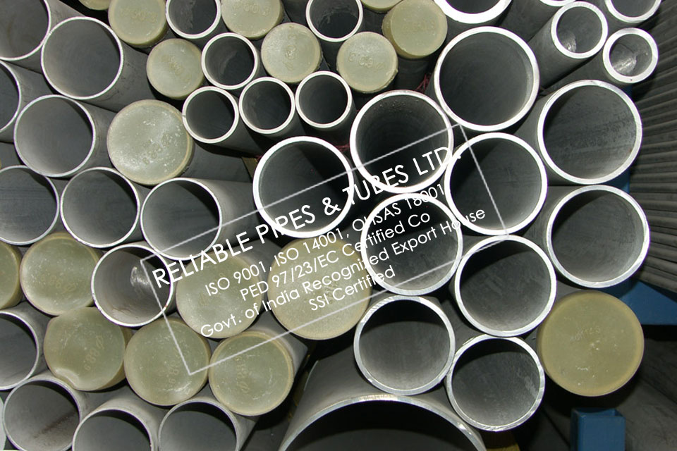 ASTM A335/ASME SA335 P5b Boiler Steel Pipe in Reliable Pipes Stockyard