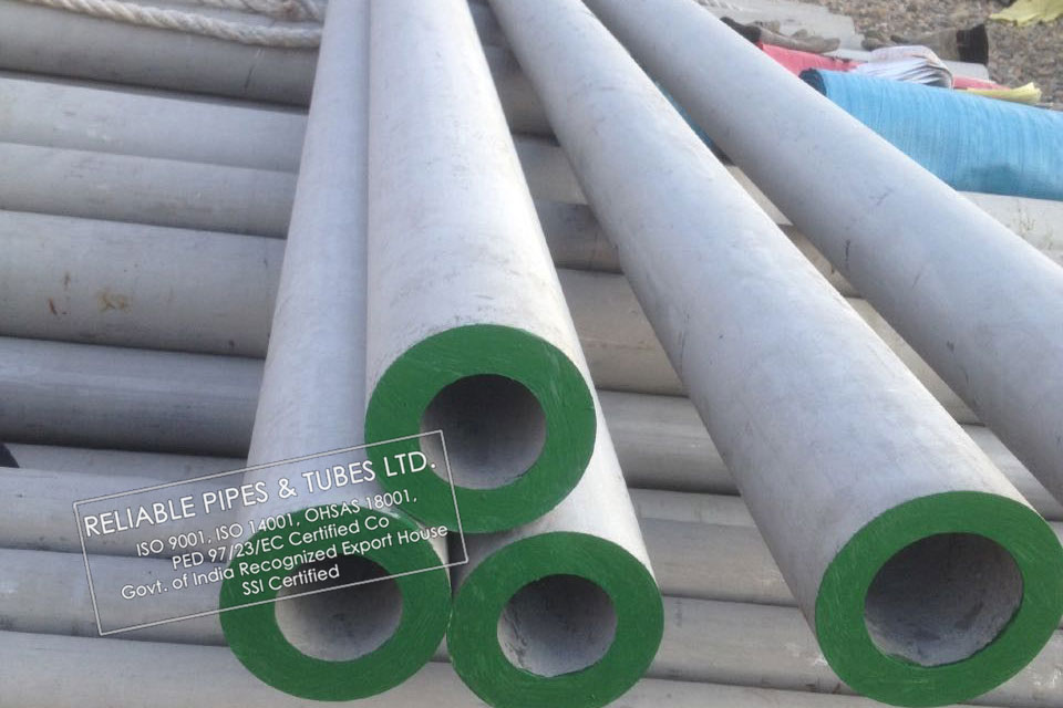 ASTM A789 Duplex Steel SAF 2205 Tube in RELIABLE PIPES & TUBES Stockyard