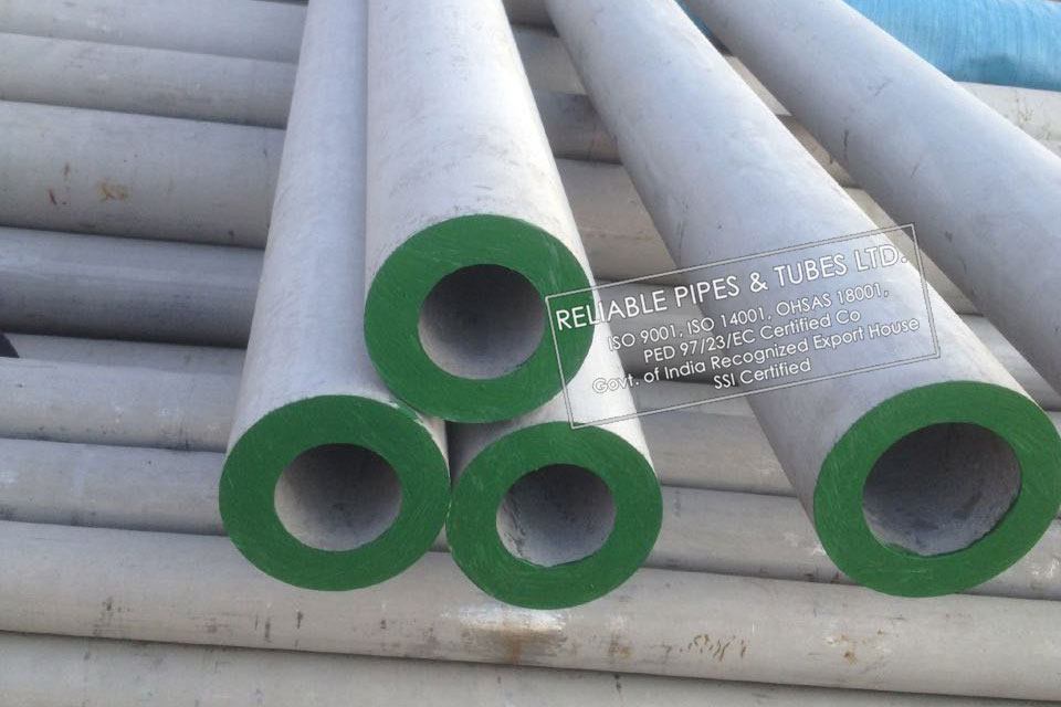 ASTM A789 Super Duplex Steel UNS S32950 Tube in RELIABLE PIPES & TUBES Stockyard