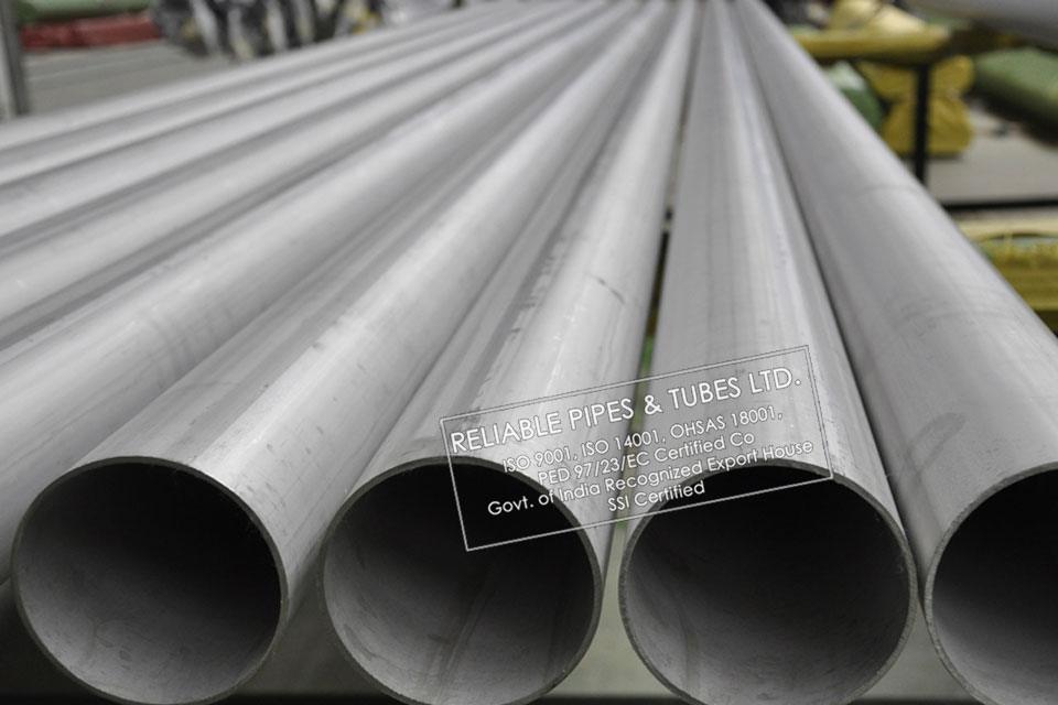 ASTM B163/B515 Incoloy 800H Tube in RELIABLE PIPES & TUBES Stockyard