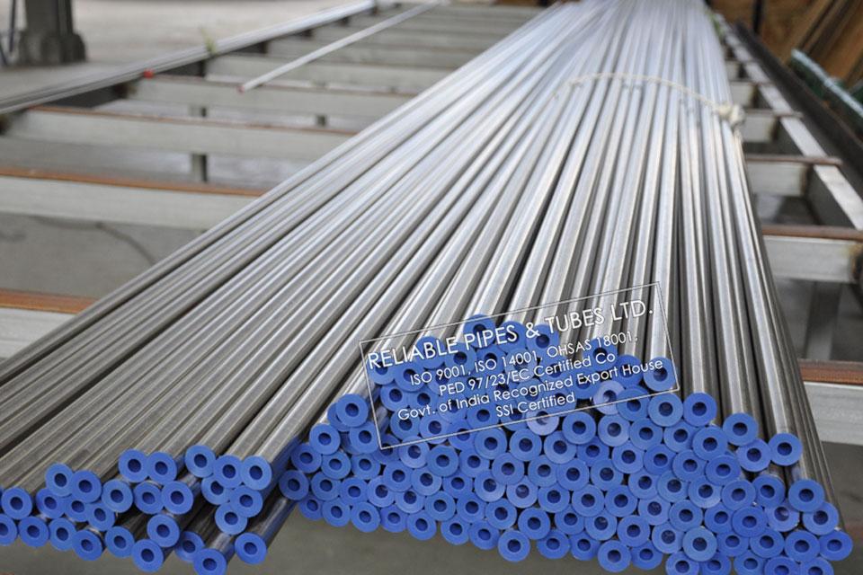 ASTM B165/B730 Monel K500 Tube in RELIABLE PIPES & TUBES Stockyard