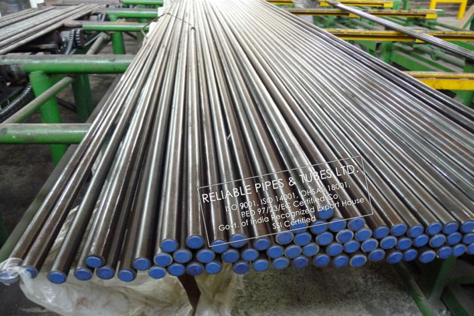 ASTM B167/B751 Inconel 601 Pipe in RELIABLE PIPES & TUBES Stockyard