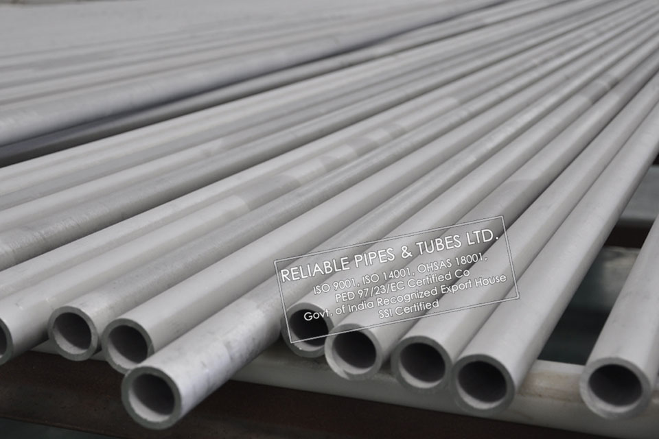 ASTM B622/B626 Hastelloy X Tube in RELIABLE PIPES & TUBES Stockyard