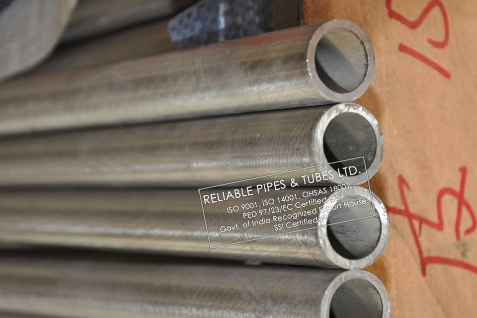 ASTM B729/B464 Incoloy Alloy 20 Pipe in RELIABLE PIPES & TUBES Stockyard