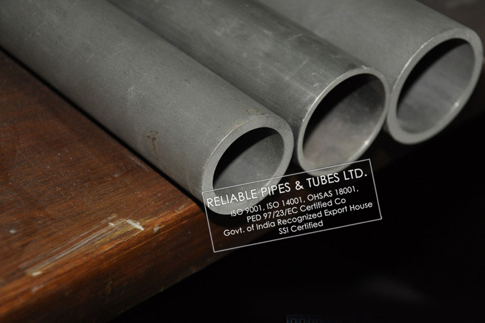 Incoloy 800 Tubing in RELIABLE PIPES & TUBES Stockyard