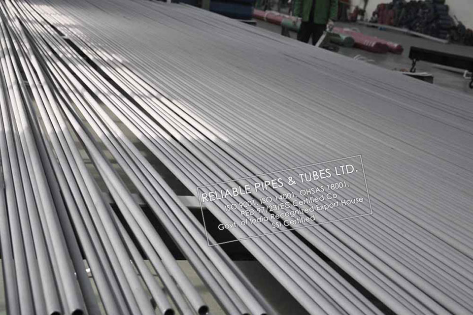 Incoloy Alloy 20 Tubing in RELIABLE PIPES & TUBES Stockyard