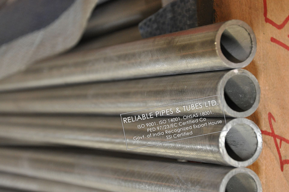 Inconel X-750 Tube in RELIABLE PIPES & TUBES Stockyard