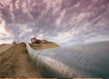 Project for national pipeline, Iran