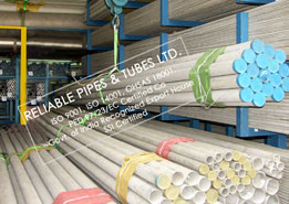 ASTM A312 TP304 Seamless Pipe Manufacturers in India