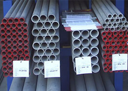 ASTM A312 TP304 Seamless Pipe exporter in India