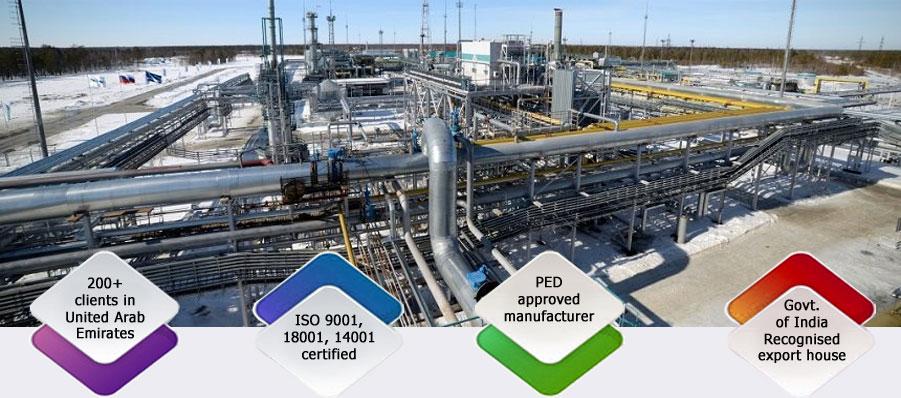 Steel Pipe Tube suppliers in United Arab Emirates (UAE) API