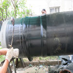 ASTM A53 Grade B ERW Oval pipe line Suppliers