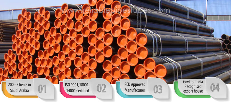 API 5L Grade B Pipe Suppliers in Nigeria