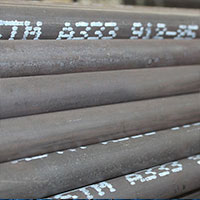 ASTM A333 Gr 6 Low Temperature Carbon Steel Pipe suppliers in India