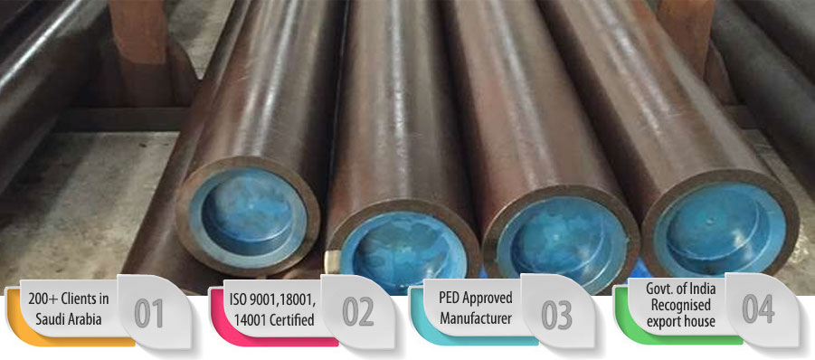 Boiler Tubes Supplier in Japan