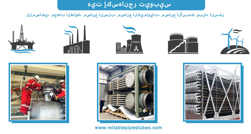 Stainless Steel Heat Exchanger Tubes Supplier in Canada