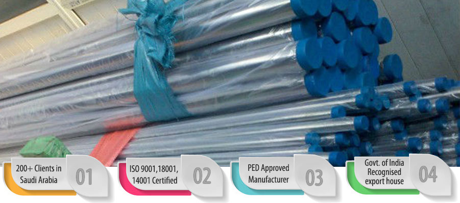 SS 304 Seamless Tube suppliers