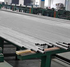 ASTM A312 stainless steel pipe for heat exchange tube