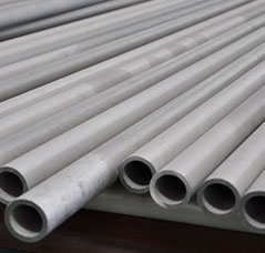 Stainless steel heat exchanger tube for food grade