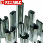 Stainless Steel 316L Handrail Tube suppliers